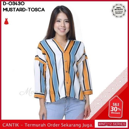 MNF112A118 Atasan D Wanita 03430 V neck Panjang 2019 BMGShop