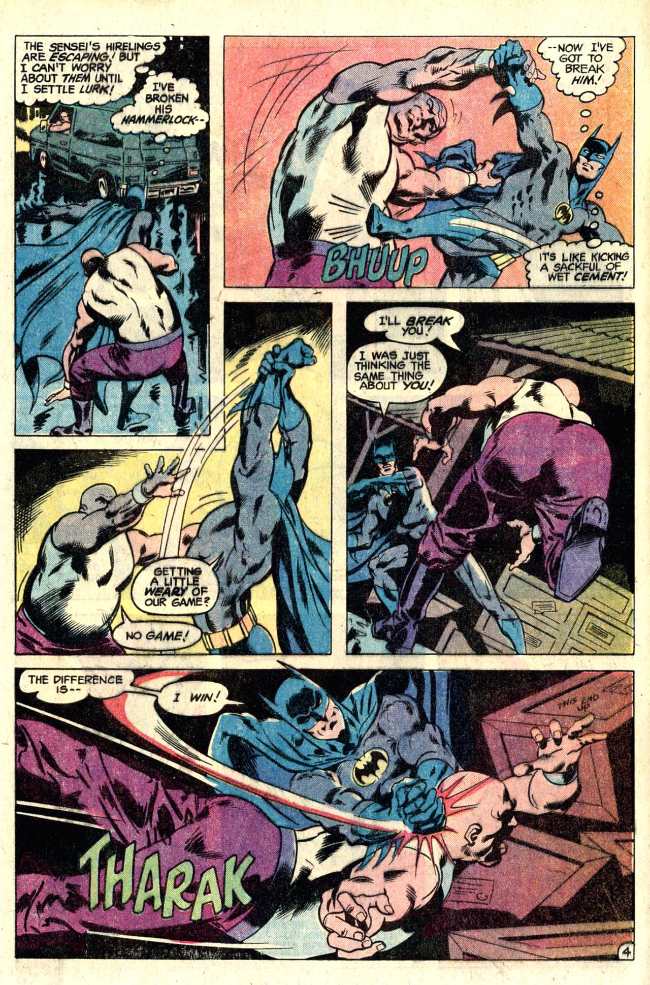 Detective Comics (1937) 490 Page 5