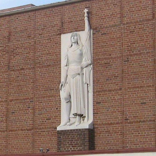 Bronx Car Dealers >> Bronx Catholic: St. Joan of Arc, Stratford Avenue