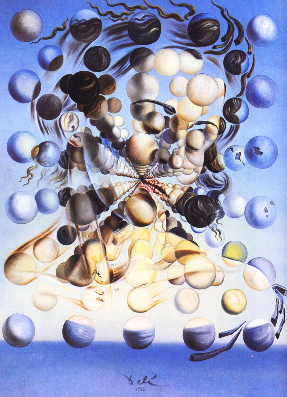 Painting surrealism salvador dali