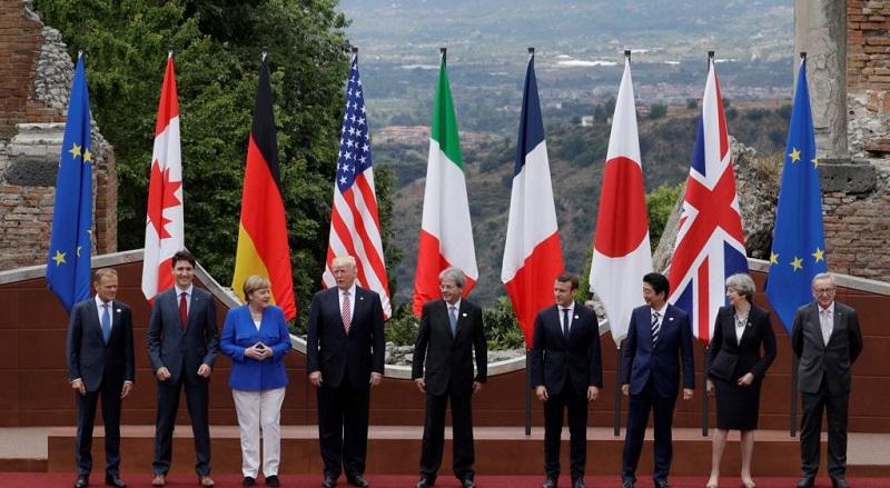 """Nga bị G7 """"đánh hội đồng"""", bắt phải trả giá 3"""