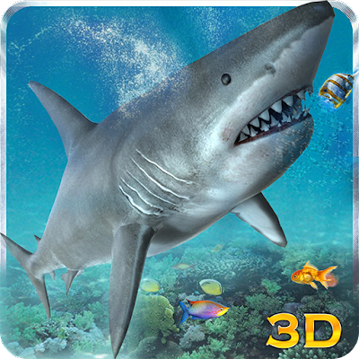 Angry Sea White Shark Revenge v1.0.3 Mod Apk