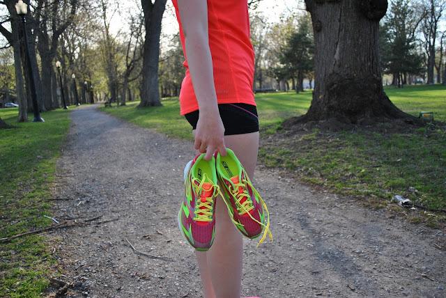 Bien choisir ses baskets en course à pied et trail running