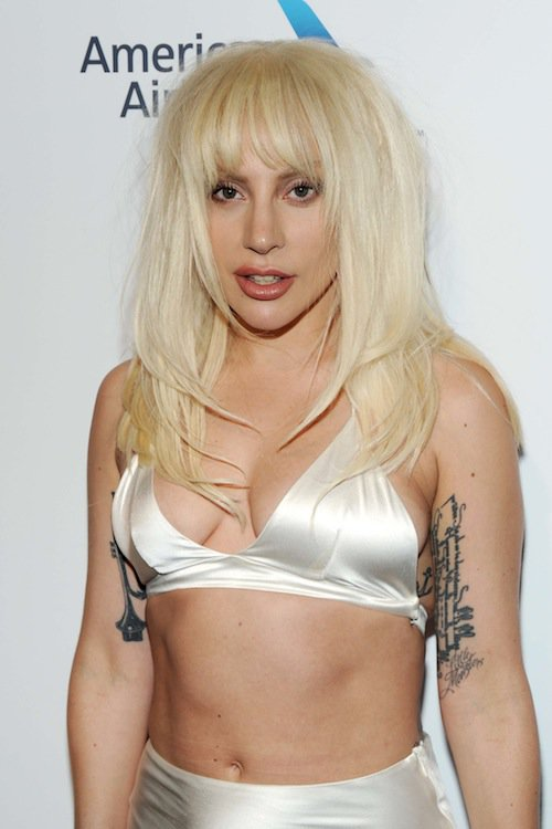 Lady Gaga: victim of male chauvinism and rape, she says it all...