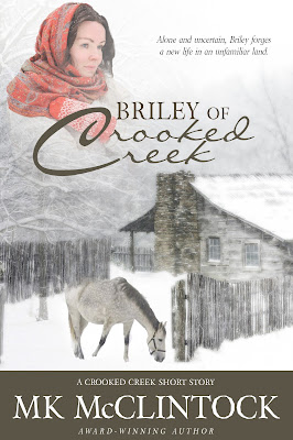"""Briley of Crooked Creek"" by MK McClintock"