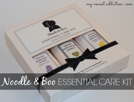 Luxurious Baby Care from Noodle & Boo
