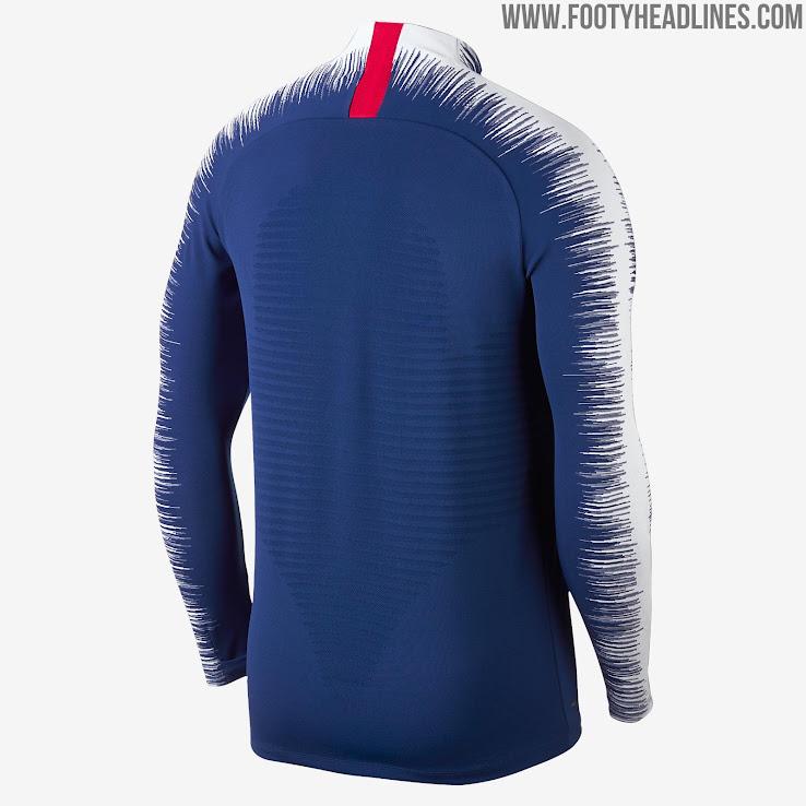 60656aec03 Nike Chelsea 18-19 VaporKnit Training Kit Released - Footy Headlines