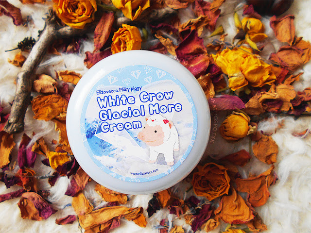 Elizavecca Milky Piggy White Crow Glacial More Cream Review