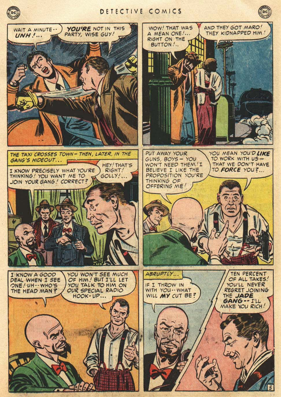Detective Comics (1937) 155 Page 19
