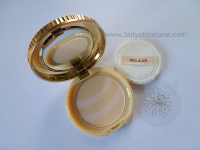Paul & Joe Ornamental Pressed Powder