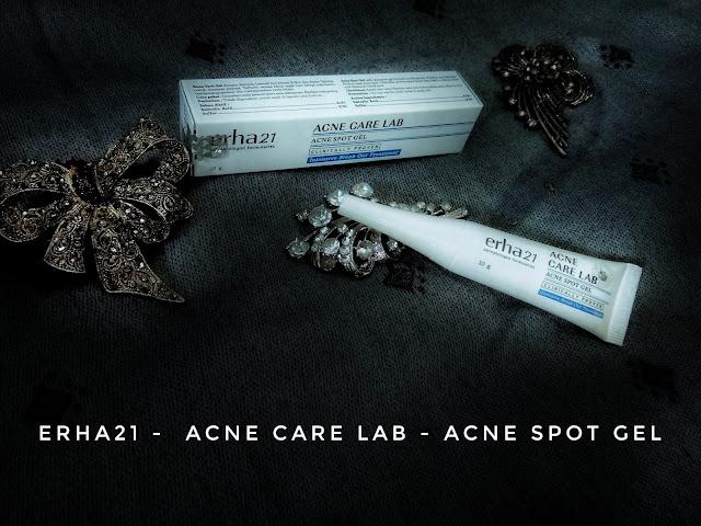 obat jerawat acne spot gel