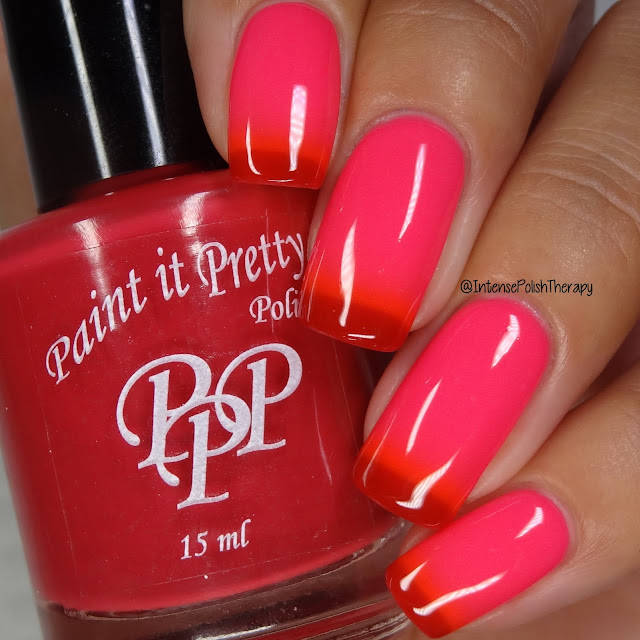 Paint It Pretty Polish - Red Roses