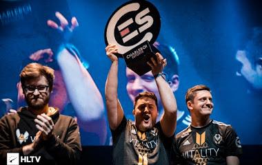 [CS:GO] Vitality đánh bại Sprout để lên ngôi vô địch giải đấu Charleroi Esports.