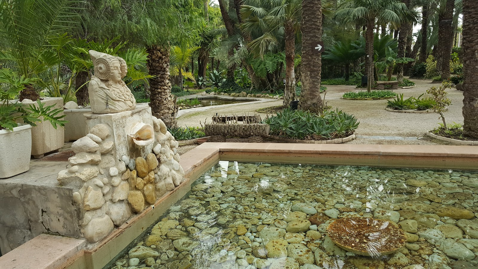 Elche gardens the huerto del cura the garden of eaden for K oba mobiliario elche