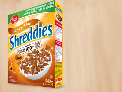 Post Honey Shreddies Free Cereal Coupon