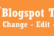 Panduan blogspot [Lengkap]