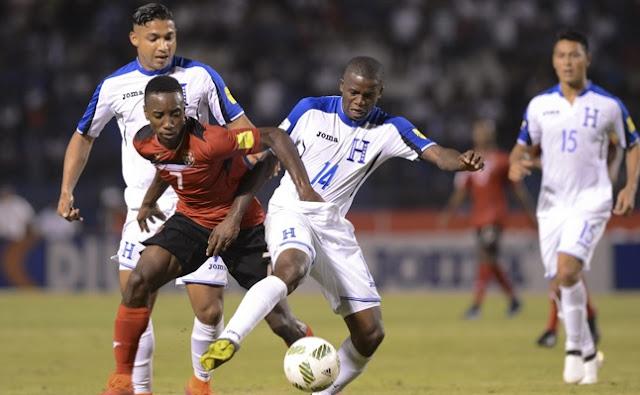 Trinidad y Tobago vs Honduras en vivo Eliminatorias Concacaf Mundial