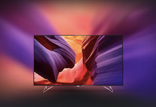 Philips AmbiLux 65-Inch 4K TV With Built-In Projector Launched