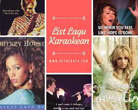 10 lagu asyik untuk karaoke