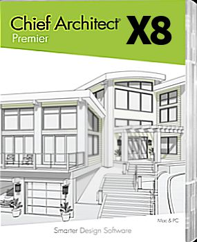Chief architect premier x8 18 crack win mac latest for Home designer architectural mac crack