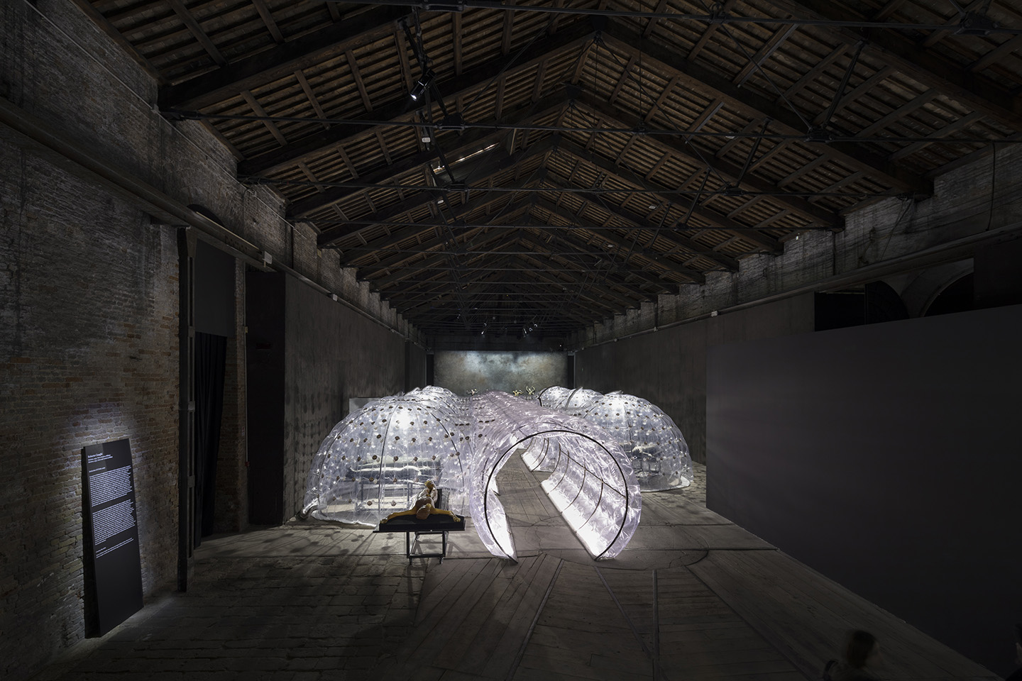 Contemporary basketry venice biennale 2017 for Artisti biennale venezia