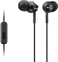 Sony MDR-EX110AP In-Ear Headphone with Mic