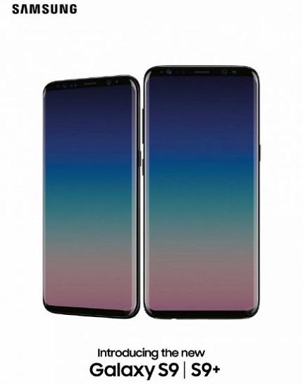 جوال Galaxy S9 لن يختلف تصميمه عن جلاكسى S8