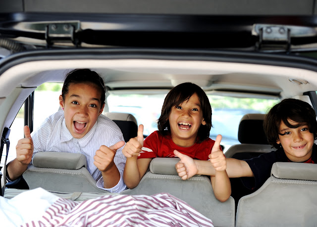 Summer Vacation Survival Guide for Parents