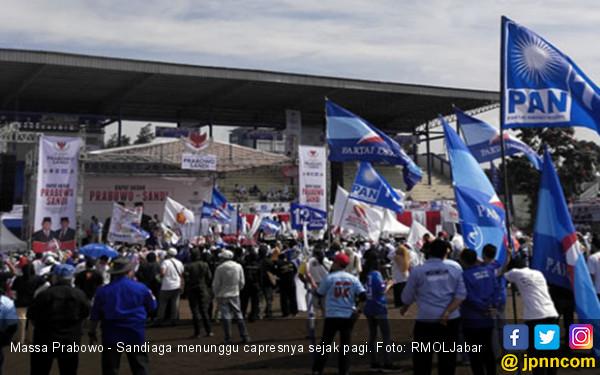 BPD: Tidak Ada Uang Transportasi Buat Massa Kampanye Prabowo di Bandung