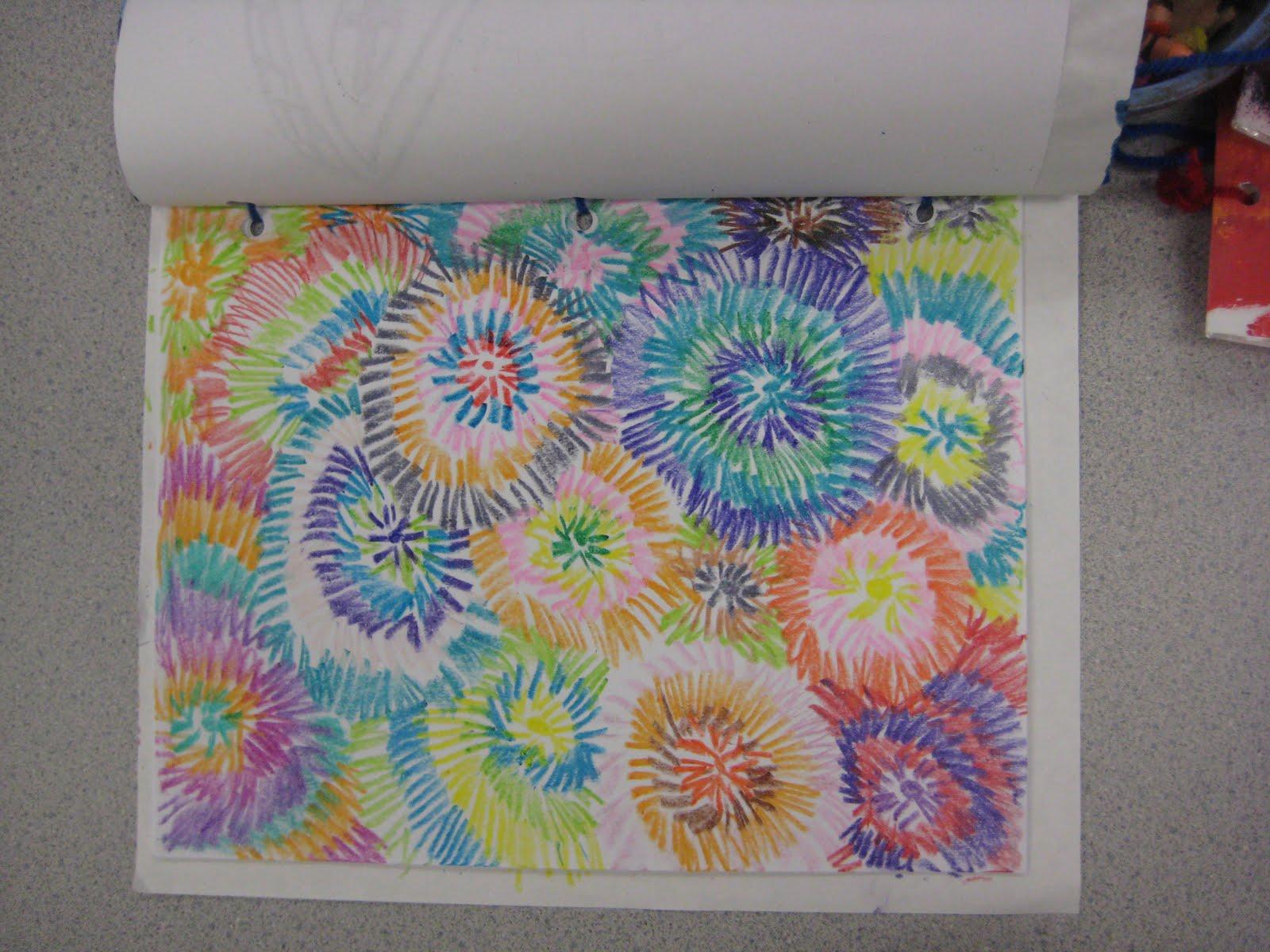 Art Lesson Grade 2