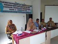 <b>30 Nelayan Kota Bima Ikuti Pelatihan dan Pengoperasian Alat Tangkap Gill Net</b>