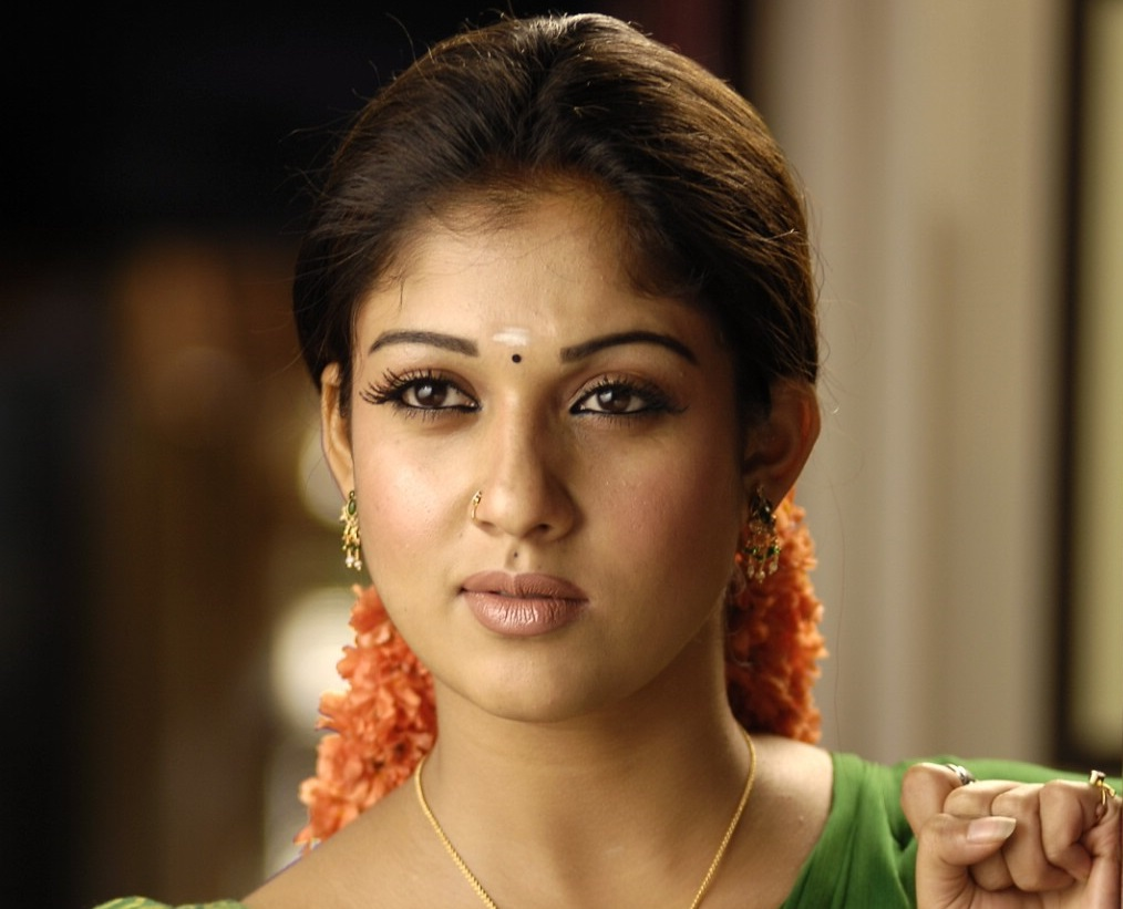 Nayantara Face Close Up Photos