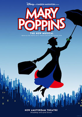Mary Poppins comédie musicale Londres