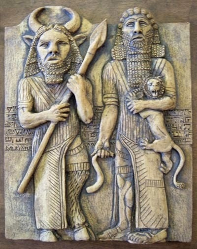 women in the epic of gilgamesh Sex with shamhat removes enkidu from the animal world because it builds a close connection between him and another human being the epic of gilgamesh portrays women primarily as sex objects, or as characters whose most important activities involve sex.