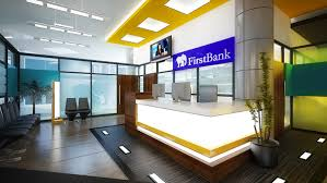 First bank branch