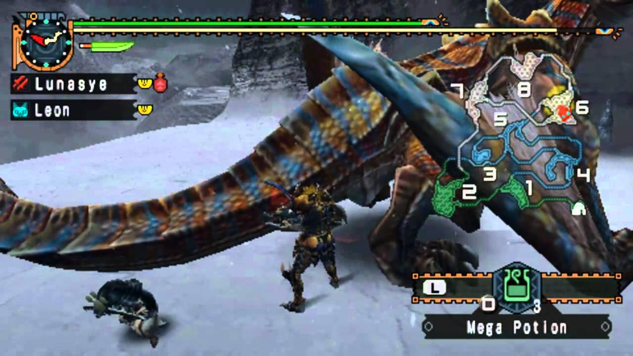 Monster hunter freedom unite psp iso download ita