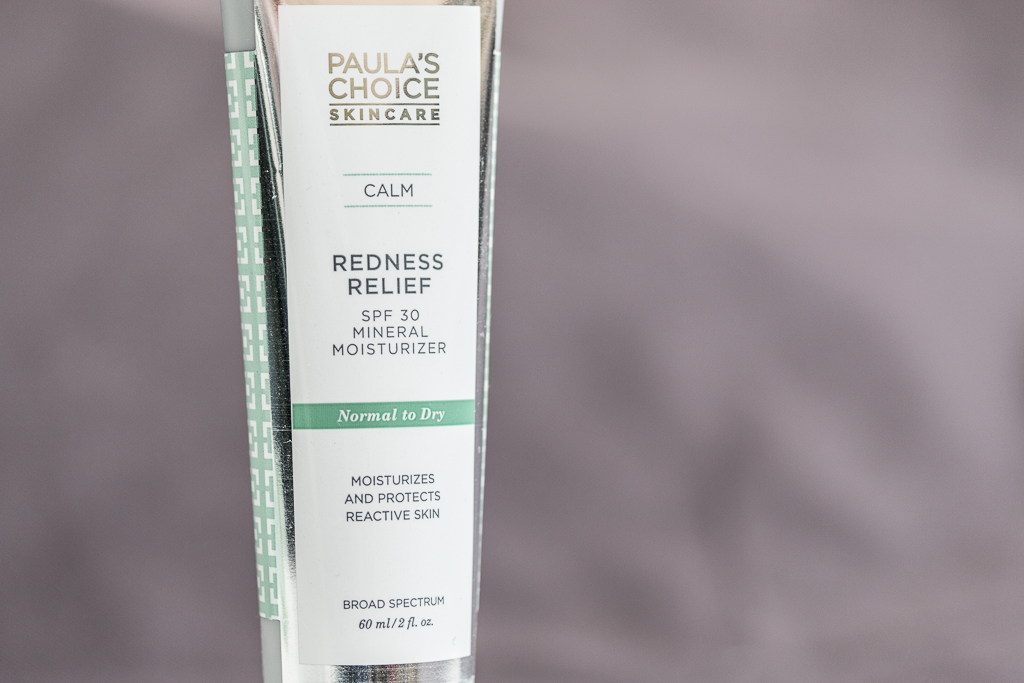 Paula's Choice Calm Redness Relief SPF 30 Mineral Moisturizer Vorderansicht