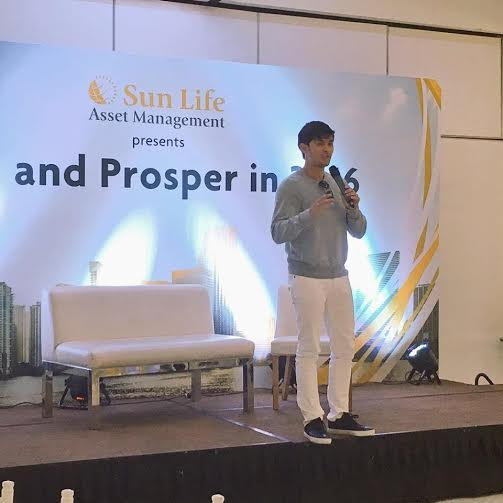 sun life, matteo guidicelli, rise and prosper, cebu,