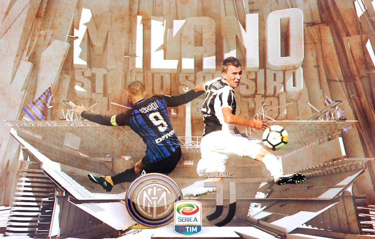 Serie A 2017/18 / 35. kolo / inter - Juventus, subota, 20:45h