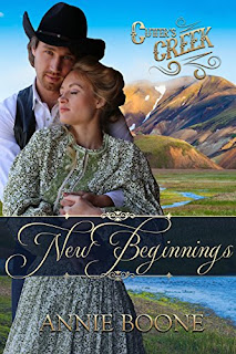 New Beginnings - a sweet historical romance by Annie Boone