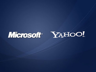 microsoft co the mua lai yahoo