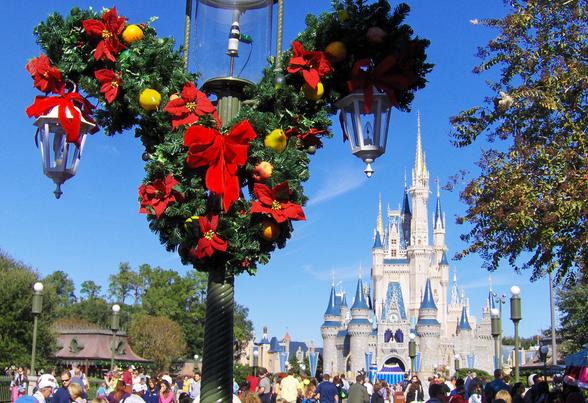 Natal em Orlando em 2018