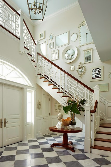 Architectural design Stairs over the door & Things That Inspire: Architectural design: Stairs over the door