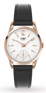 Henry London Ladies Richmond White Black HL30-US-0024