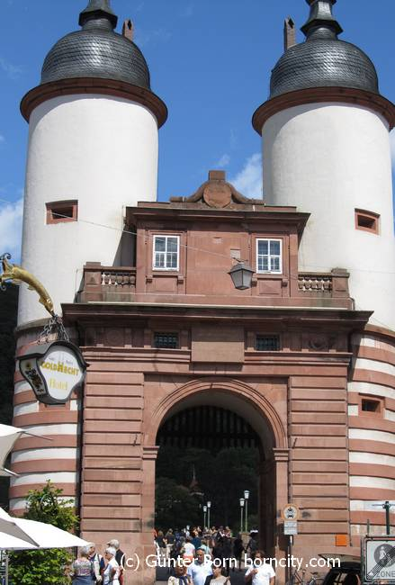 Heidelberg Am Neckar Teil 1 Nebenan Da Fahr Ich Hin