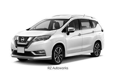 Nissan Grand Livina Xpander