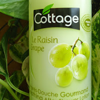 cottage le raisin grape