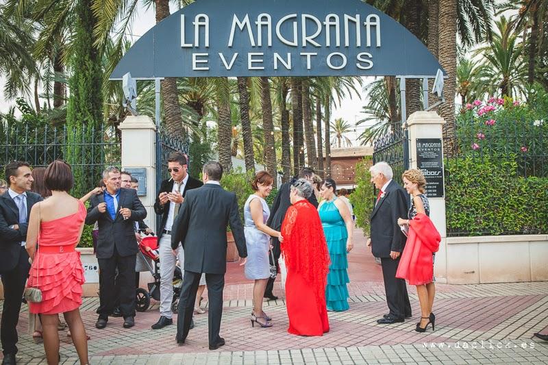 entrada de Eventos La Magrana