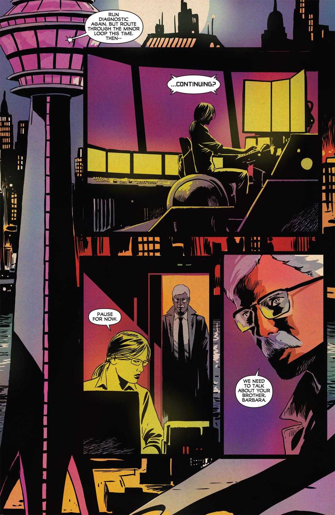 Detective Comics (1937) 879 Page 6