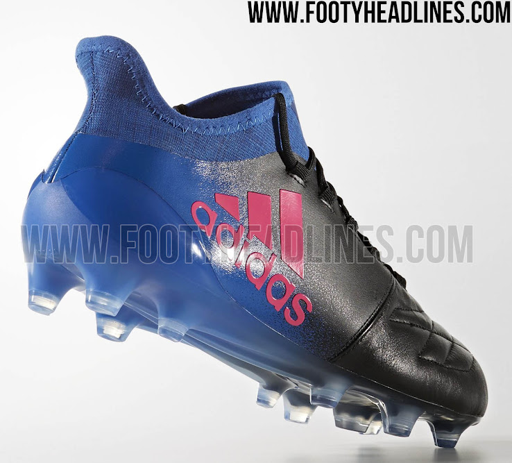 Patológico intelectual Tejido  Adidas X 16 Leather Blue Blast 2017 Boots Leaked - Footy Headlines